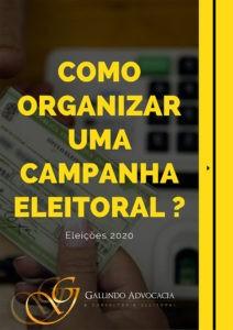 Como organizar uma campanha eleitoral